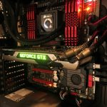 nVidia GeForce GTX TITAN - mounted