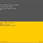 VMware ESXi 6.0 Update 2 - Betriebsbereit