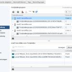 vSphere Web Client - Festplattenverwaltung