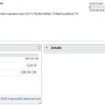 vSphere Web Client - vSAN Datastore