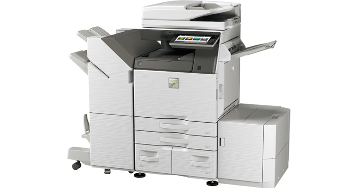 SHARP printers – Remote administration with VNC viewer