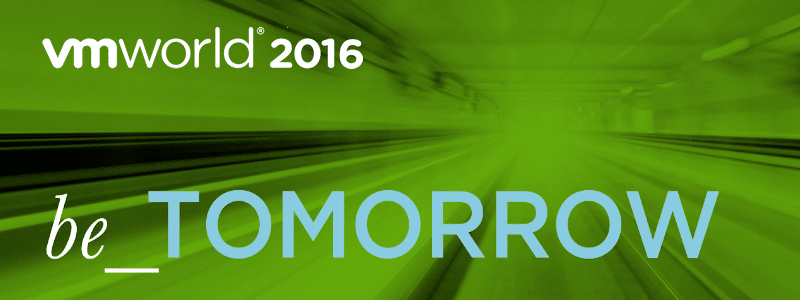 VMware VMworld EMEA 2016 – Day 4 – Closing Sessions