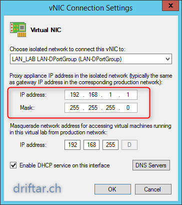 Veeam – Automatic backup tests with SureBackup – driftar's Blog