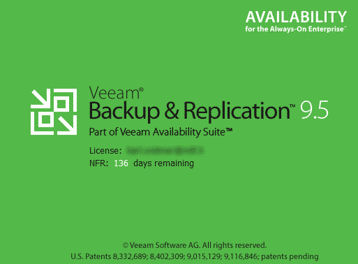 update 1 for veeam backup