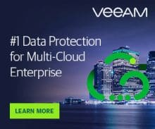 #1 Data Protection for Multi‑Cloud Enterprise
