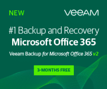 NEW Veeam Backup for Microsoft Office 365 v2 #1 Backup and Recovery for Microsoft Office 365
