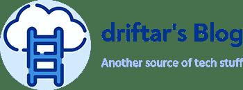 driftar's Blog