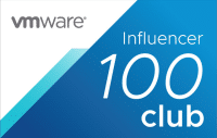 VMware Top 100 Influencer